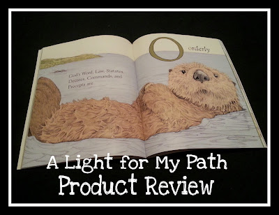 A Light for My Path, Apologia, Product Review