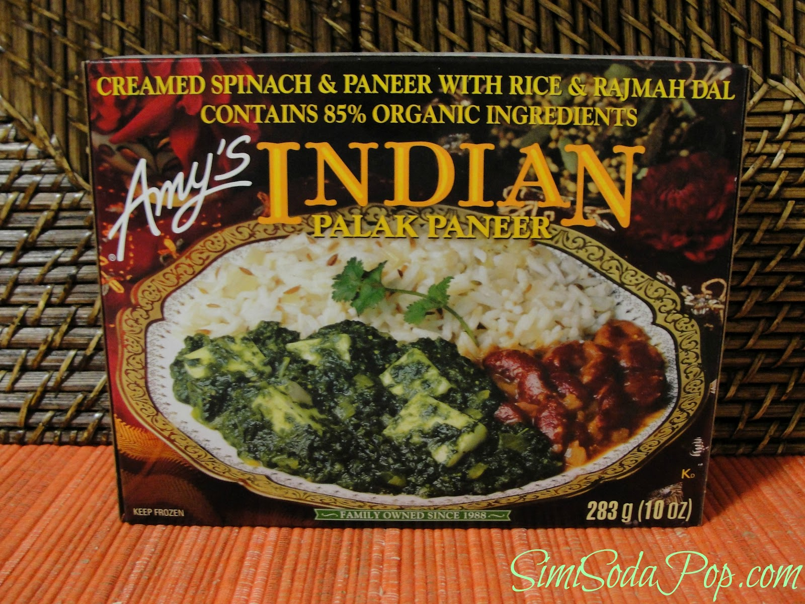 Simisodapop a refreshment of bubbly gossip beauty fashion amys natural and organic foods indian palak paneer forumfinder Gallery