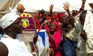 Oba Adeyeye Enitan Ogunwusi Ojaja II