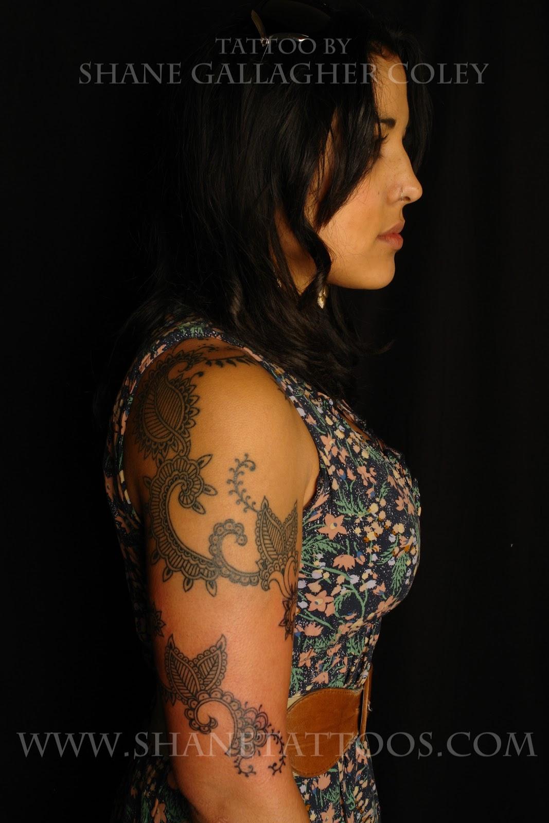 shane tattoos mehndi inspired tattoo on kali. Black Bedroom Furniture Sets. Home Design Ideas