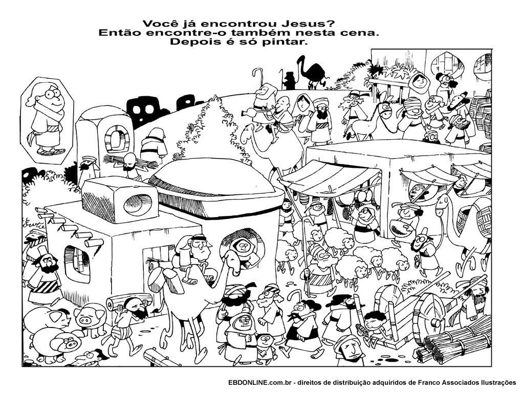 """Tim Struppi 3 Gratis Malvorlage In Comic: TIA LU E O MINISTÉRIO INFANTIL: Atividade Para Pintar """"JESUS"""""""