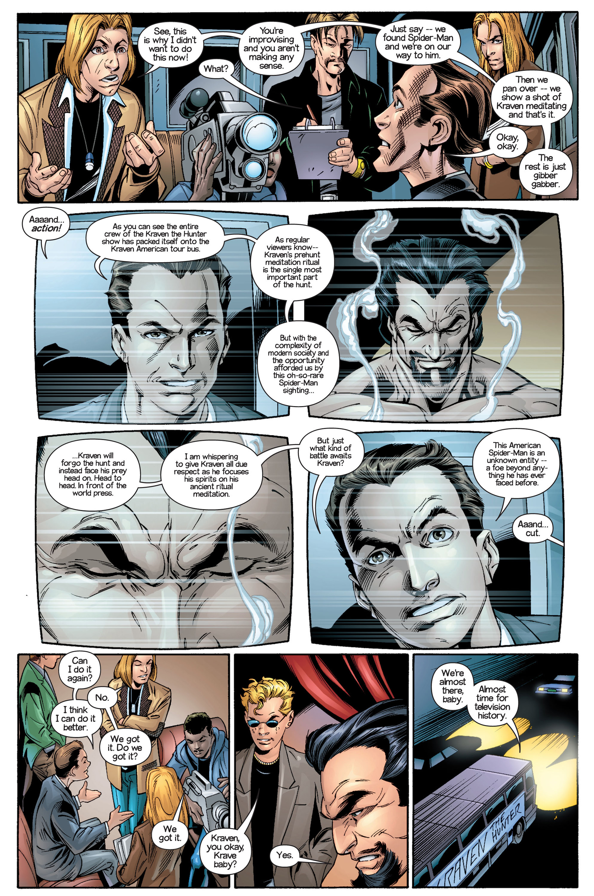 Ultimate Spider-Man (2000) Issue #20 #24 - English 4