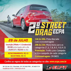 2° Street Drag ECPA