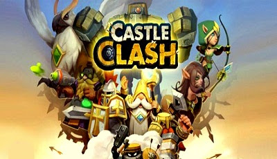 Castle Clash  Android Game Apk