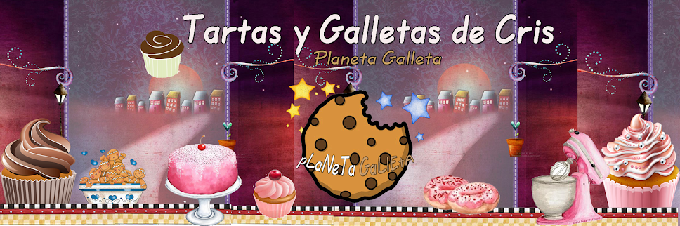 Tartas, Galletas Decoradas y Cupcakes
