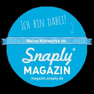 Sauber eingefädelt beim Snaply Magazin