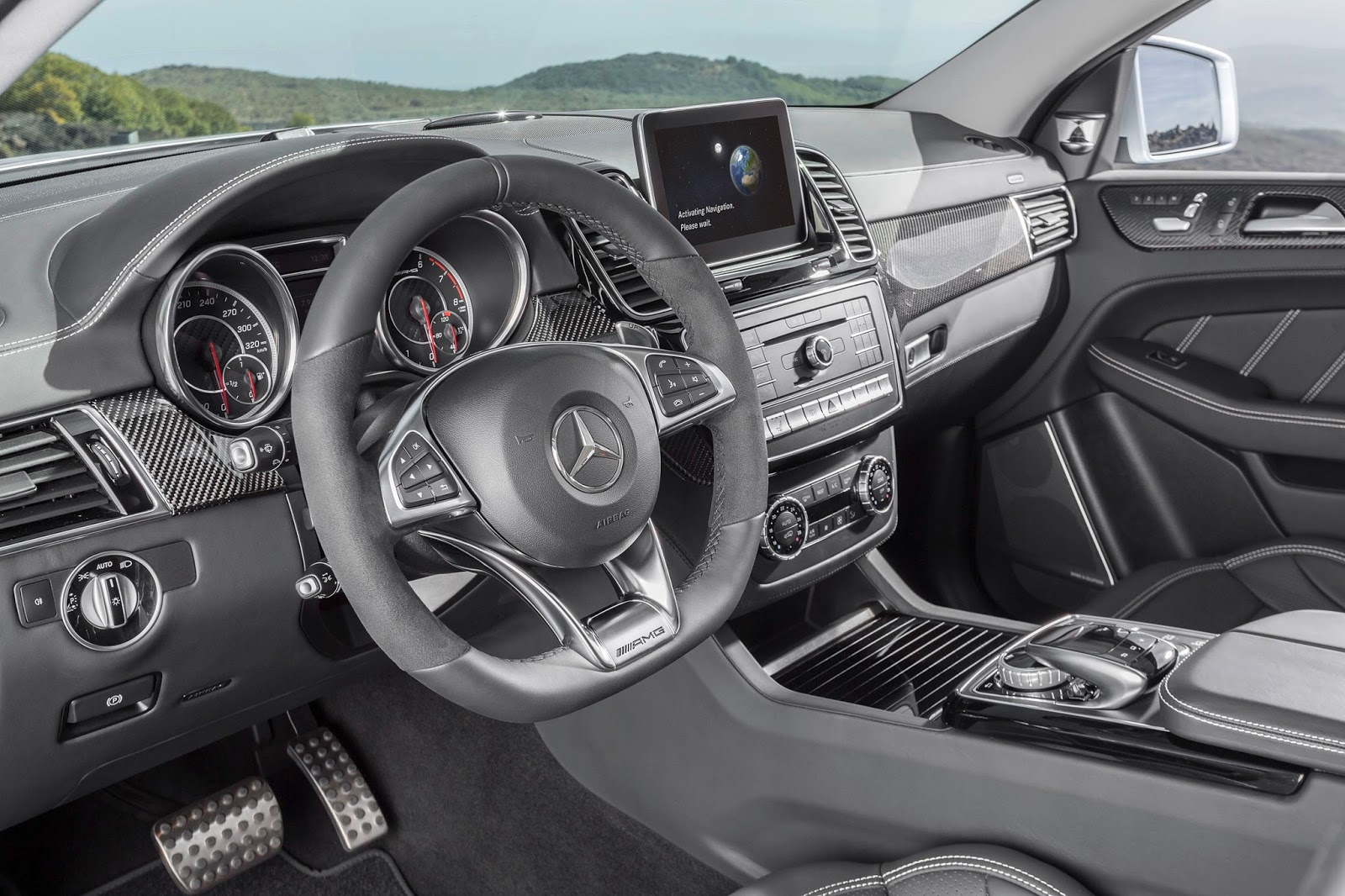New Mercedes-AMG GLE 63 S Coupe Gets 577HP Bi-Turbo V8 | Carscoops