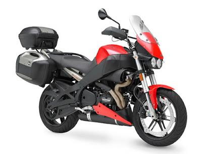 Motorcycles 2010 Buell  Ulysses XB12XT