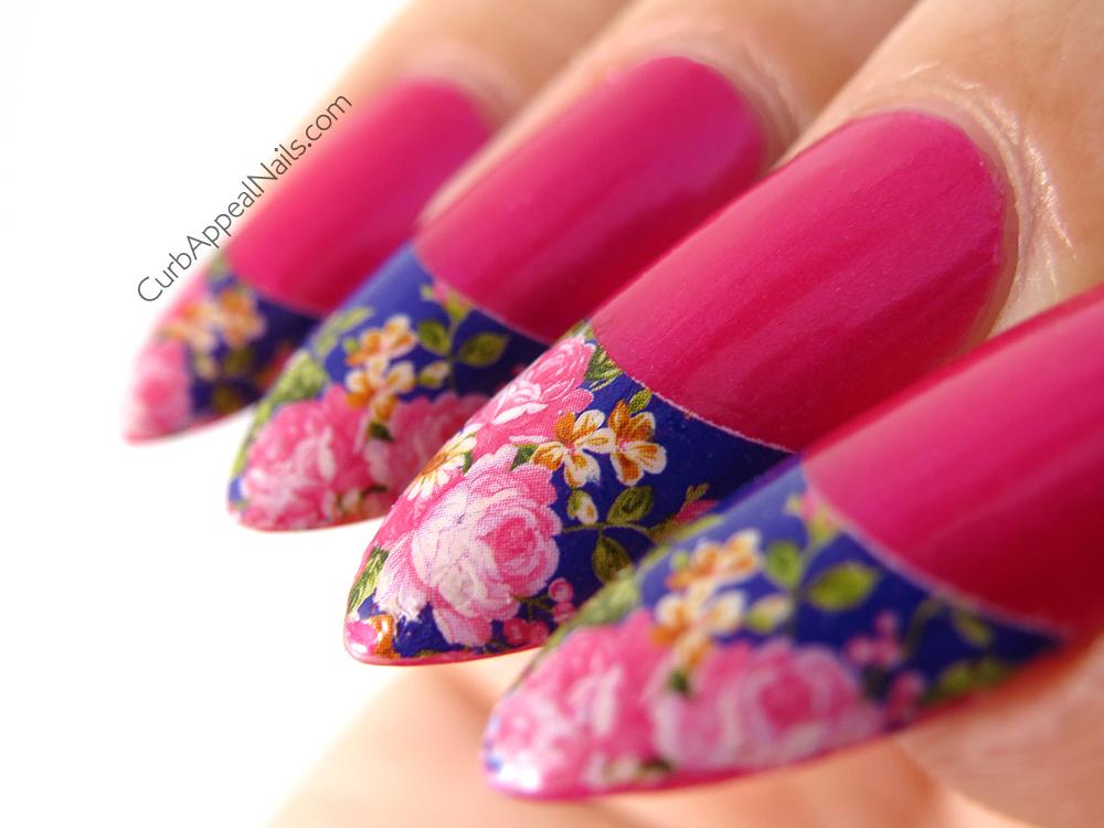 Curb Appeal Nails | Nail Art + Polish Blog: Born Pretty Store French ...