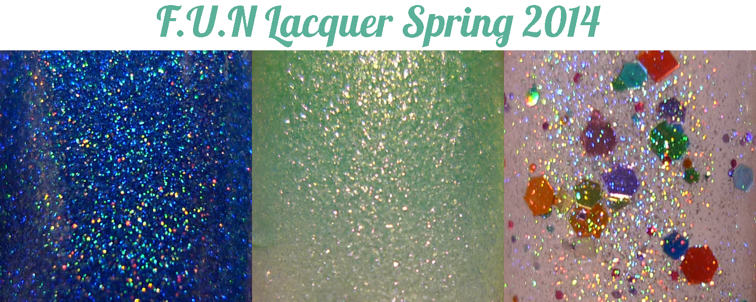 F.U.N Lacquer Spring 2014 Collection