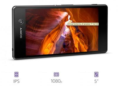 Super Sony Xperia™ M5 Dual: Kualitas Kamera Superior dan Waterproof By.Blibli.com