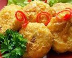 Resep masakan indonesia perkedel daging spesial (istimewa) praktis mudah sedap, nikmat, enak, gurih lezat