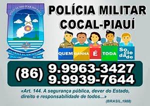 Polícia Militar Cocal-PI