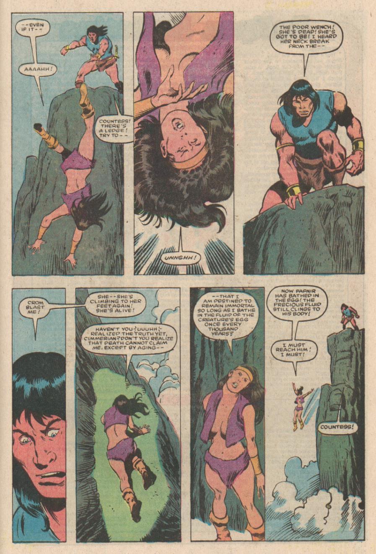 Conan the Barbarian (1970) Issue #167 #179 - English 21