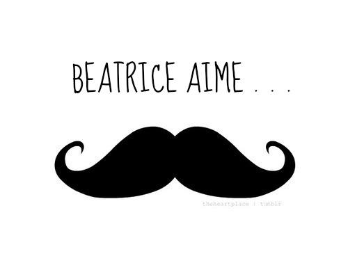 Beatrice aime. .