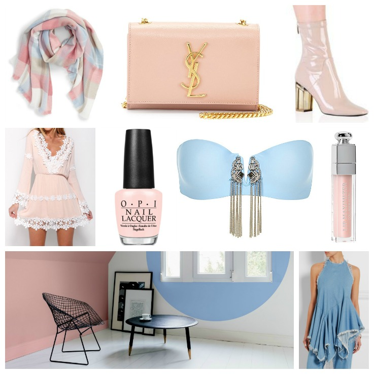 Pantone, Color of the year 2016, Rose quartz and Serenity, Pantone colors