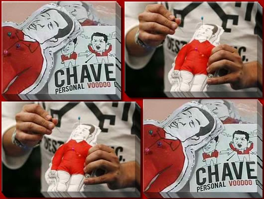 Chavez Voodoo Doll