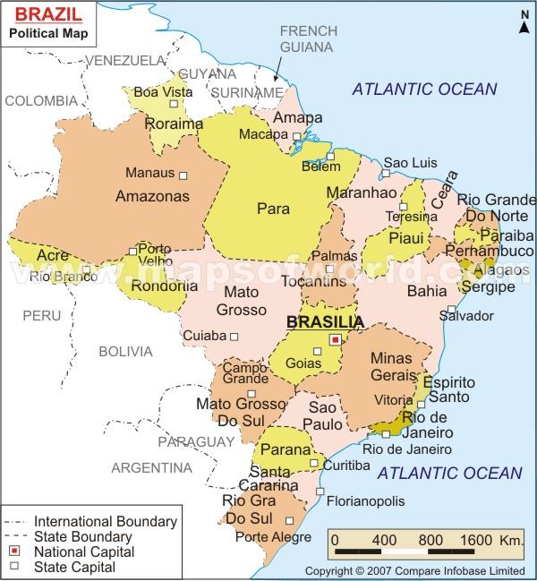 EL BLOG DE ACHEI: Brazil's boom masks growing vulnerabilities