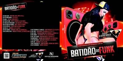 CD Batidão Do Funk 2015