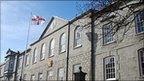 Guernsey Greffe departamento de Registo de Nascimento e Certidão de Casamento