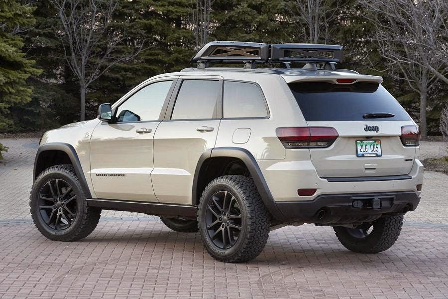 jeep grand cherokee concept for moab 2014 autoesque. Black Bedroom Furniture Sets. Home Design Ideas