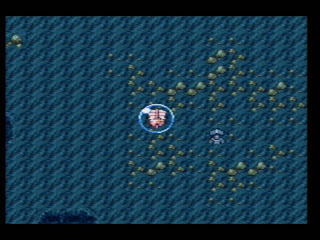Welcome to the Dragon Quest equivalent of a submarine!