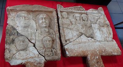 Στη «φάκα» αρχαιοκάπηλος με επιτύμβιες στήλες