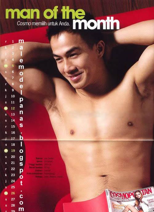 Joe taslim shirtless