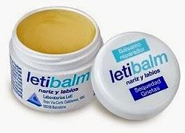 Proteger nuestro rostro del frío - Balsamo labial Letibalm