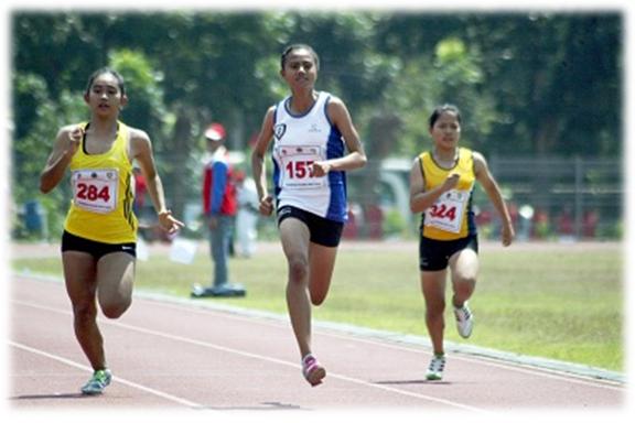 Lari Gerak dasar atletik