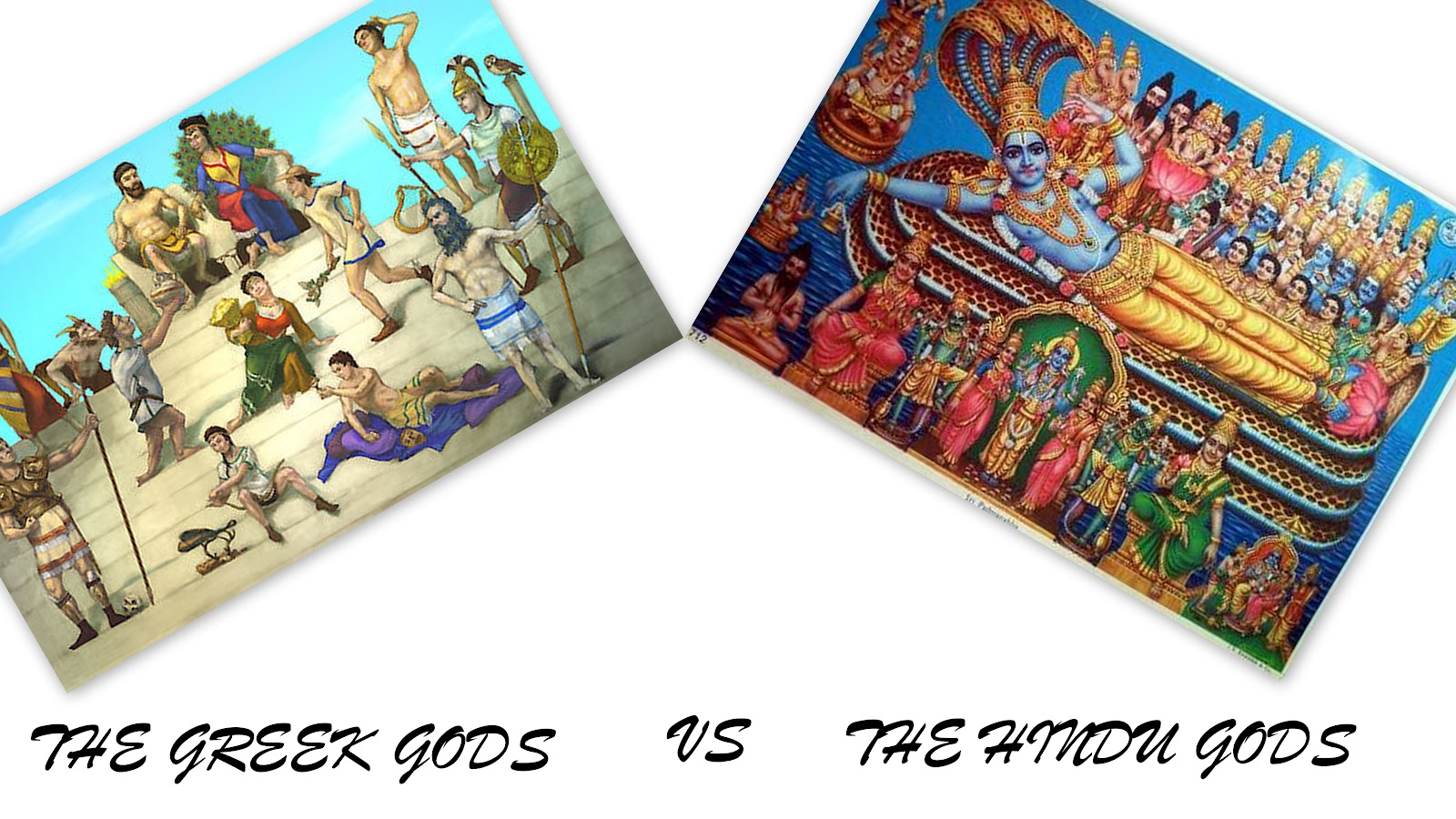 a comparison of two epics ramayana and mahabharata Ramayana scientific dating wrong  the fact that the ramayana and mahabharata are proved by dating them through internal references in the epics,.