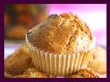 Muffins de Cardamomo y Castañas