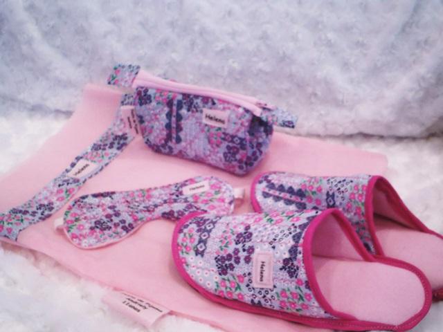 Festa do Pijama para as meninas