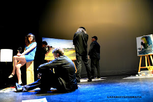 ECLIPSADOS,el espectculo, ensayo y expo