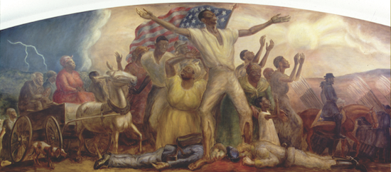 the effects of the american civil war and the emancipation proclamation on slavery in america That milestone came in the midst of the american civil war, freeing slaves in confederate-held lands though it required a completion of the war itself and the eventual passage of the 13th amendment to finally put an end to slavery throughout the rest of the united states, the effects of the emancipation proclamation would.