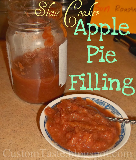 how to make cooked apple pie filling