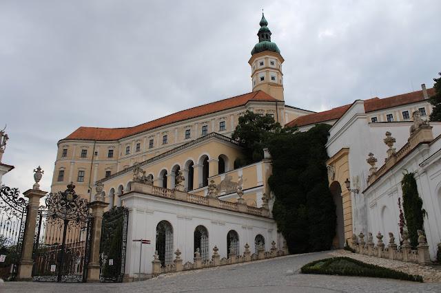 "Zámek Mikulov // ""Mikulov"" Castle"