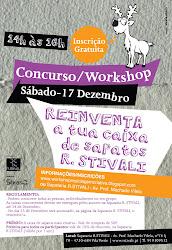 CARTAZ   Concurso Workshop 17 Dez.