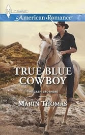 TRUE BLUE COWBOY(THE CASH BROTHERS $5)