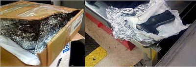 Improperly Packaged Concealed Firearms in Checked Baggage at IAD