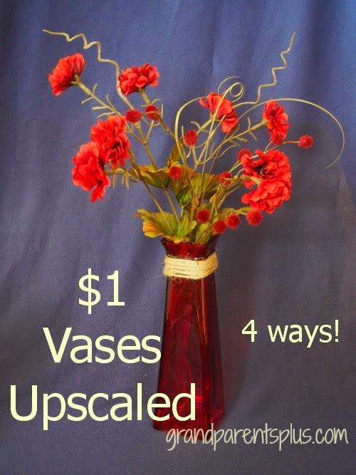 1-dollar store vases-upscaled