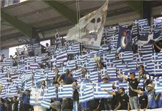 Έβγαλαν χίλιες Ελληνικές σημαίες μπροστά στους Τούρκους! (Φώτο)