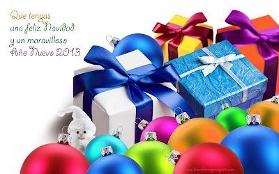 Fondos y wallpapers para Navidad y Año Nuevo 2013