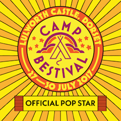 Camp Bestival Blogger 2017