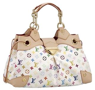 Multicolor Monogram Essential Handbag by Louis Vuitton