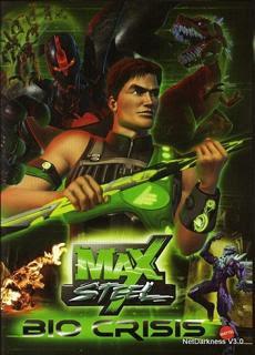 descargar Max Steel Bio Crisis – DVDRIP LATINO