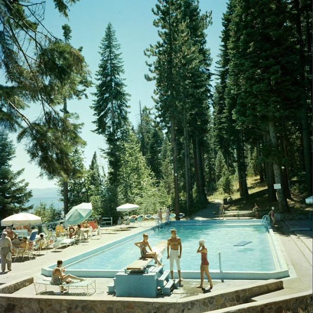Photograph by Slim Aarons