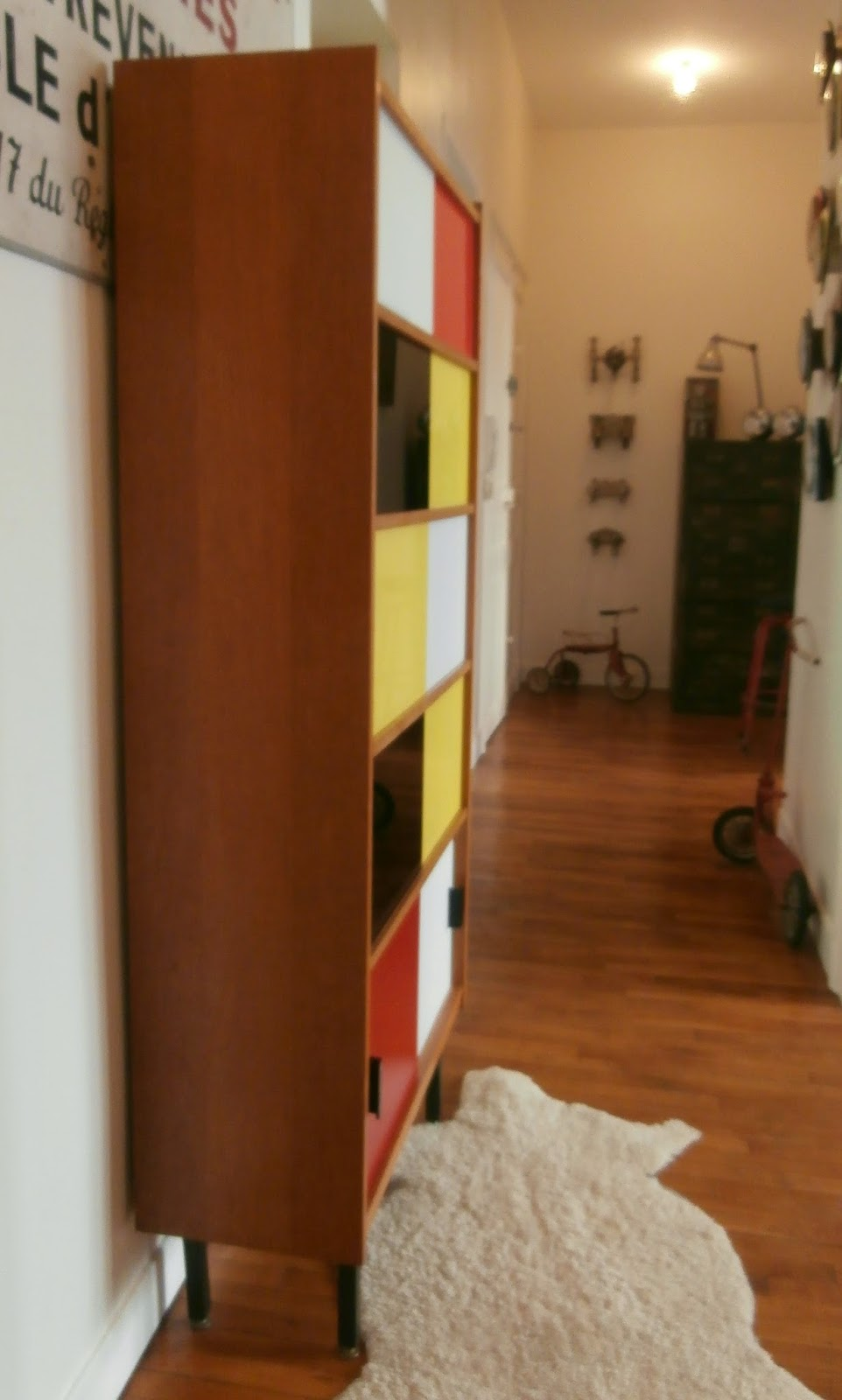 Dur e de vie ind termin e biblioth que vitrines color es for Duree de vie d un chene
