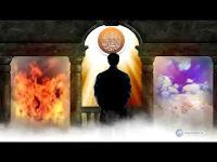 """Rasûlullah (s.a.v.) şöyle buyurdu: """"Üç grup insan vardır ki kıyamet günü Allah onların yüzüne bakmayacak onları günahlarından temize çıkarmayacak ve onlara acıklı azabını tattıracaktır"""