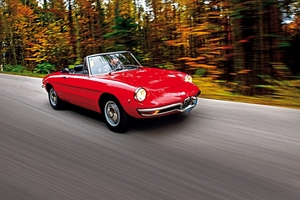 Alfa Romeo Duetto Spider (1966)